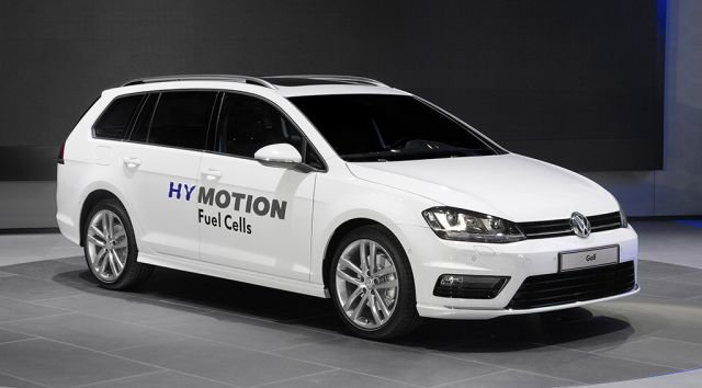 Volkswagen Golf Variant HyMotion 2014