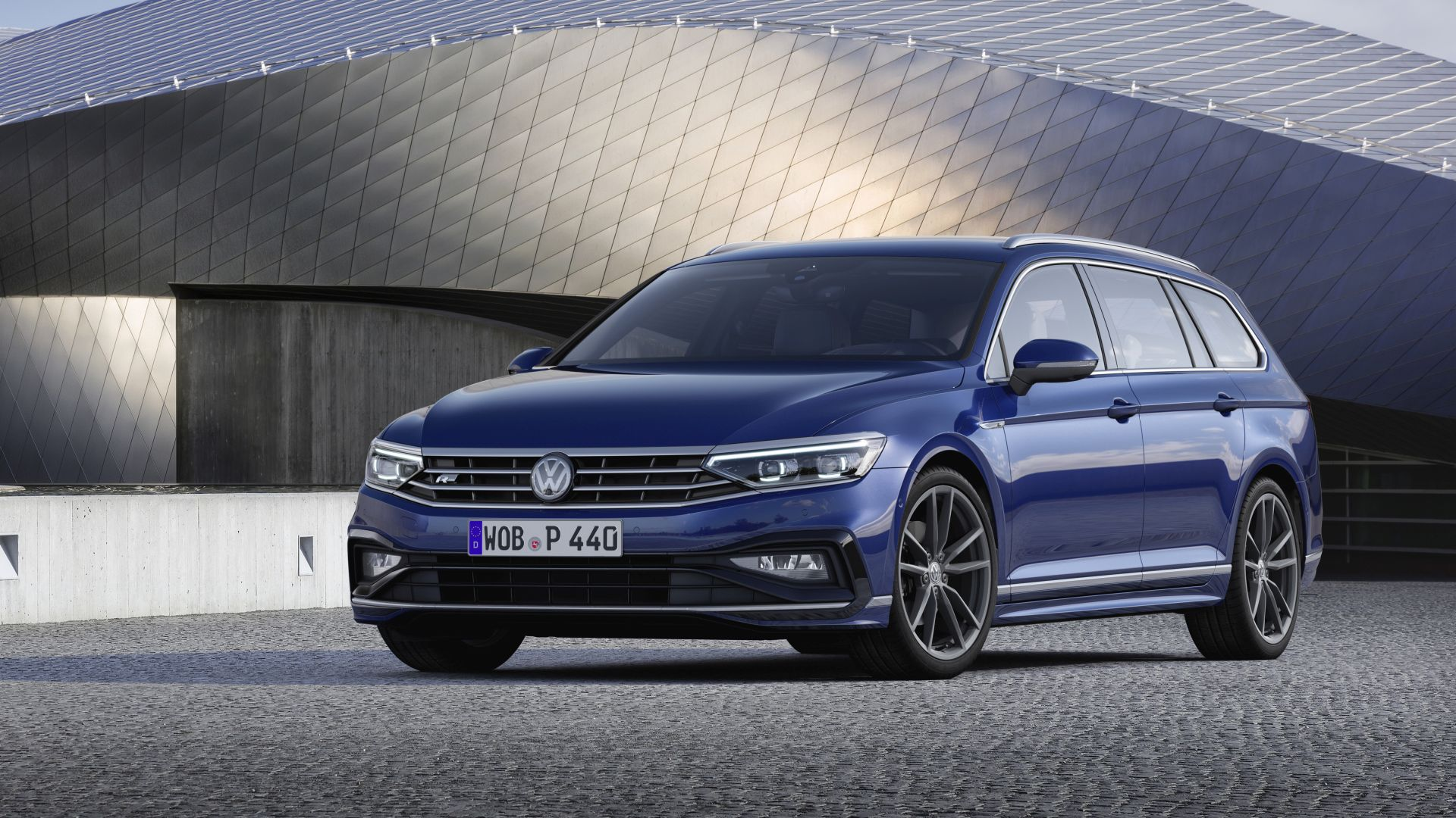 Vynoveny Volkswagen Passat Viac Iq Viac Online
